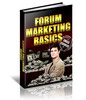 Forum Marketing Basics with MRR