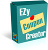 Thumbnail *new* Ezy Coupon Creater Software With Master Resale Right