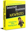 Thumbnail *new* Internet Business For Newbies with PLR