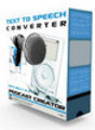 Thumbnail *new* Text To Speech Converter Software with MRR