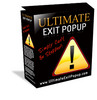 Thumbnail *new* Ultimate Exit PopUp Software with MRR