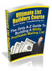 Thumbnail *must have* Ultimate List Building Course with MRR