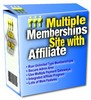 Thumbnail *new* Multiple Membership Site Script with PLR