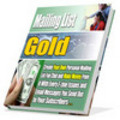 Thumbnail *new* Mailing List Gold Master Resale Right