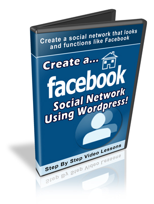 Product picture *new* How To Create Facebook Using Wordpress PLR