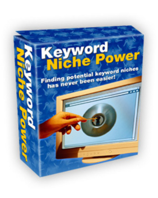 Product picture *new* Keyword Niche Power Software with PLR