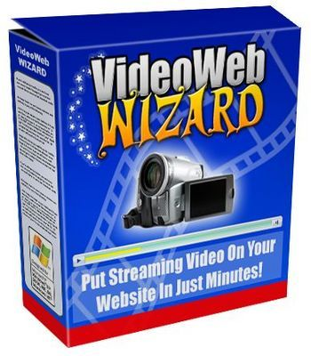 Product picture *new* Video Web Wizard with MRR (Value : $97)