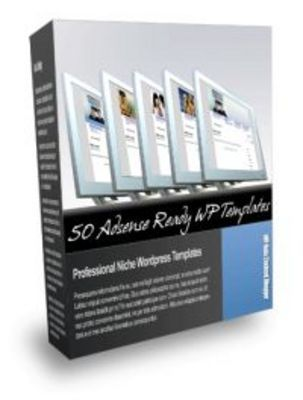 Product picture *new* 50 Niche WP Themes MRR (Value $77)
