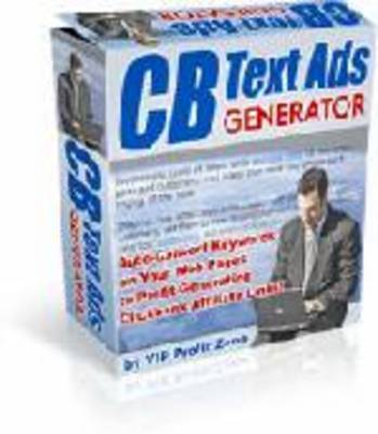 Product picture CB Text Ads Generator with MRR ($137 value) *new*