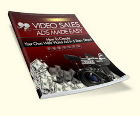 Product picture Video Sales Ads Made Easy with MRR ($147 value) *must have*