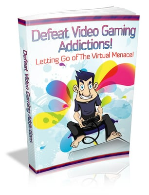 Product picture *must have*Defeat Video Gaming Addictions with MRR