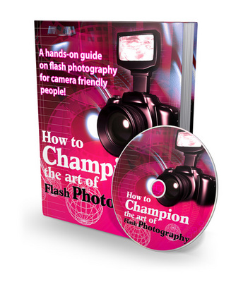 Product picture *new*How To Champion the Art of Flash Photography with MRR