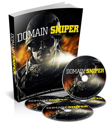 Product picture *must have*Domain Sniper with PLR