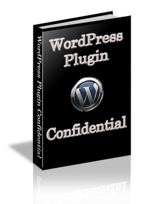 Product picture *must have*WordPress Plugin Confidential with PLR