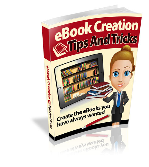 Product picture Ebook Creation Tips with PLR