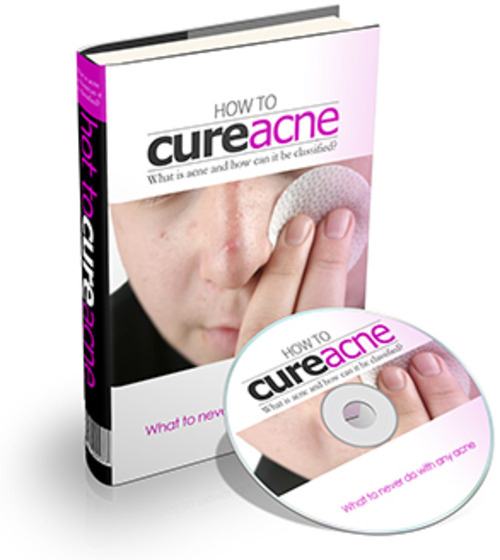 Product picture How To Cure Acne with MRR