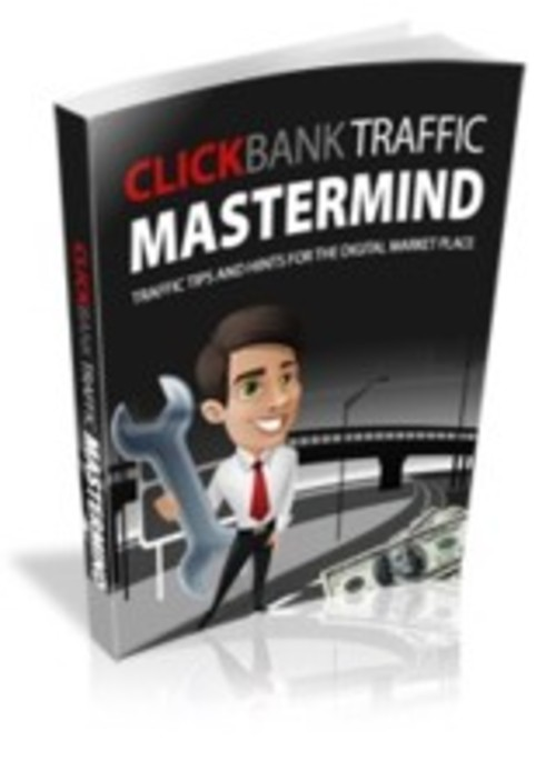 Product picture Clickbank Traffic Mastermind with MRR