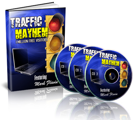 Product picture *new* Traffic Mayhem Business in A Box with PLR