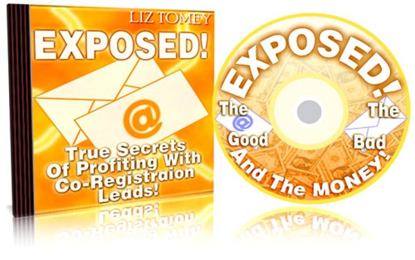 Product picture *new* True Secrets of Profiting With Co-Registration Leads