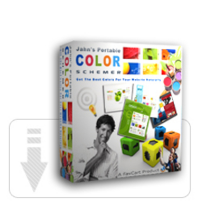 Product picture *new* Color Schemer with Master Resale Right